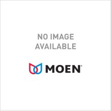 "Moen brushed platinum 6"" shower arm"