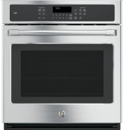 "GE Cafe™ Series 27"" Built-In Single Convection Wall Oven Product Image"