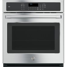 "GE Cafe™ Series 27"" Built-In Single Convection Wall Oven"