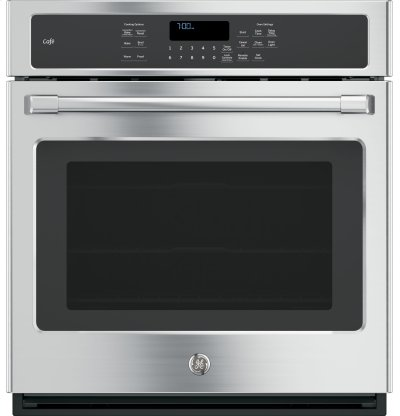 """GE Cafe™ Series 27"""" Built-In Single Convection Wall Oven Product Image"""