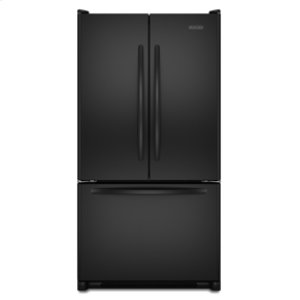 "KitchenAidFrench Door Counter-Depth 19.7 cu. ft. 35 5/8"" Width Architect® Series II(Black)"