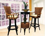 Biscayne Bar Stool w/Arm