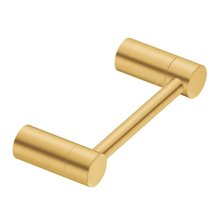 Align brushed gold pivoting paper holder