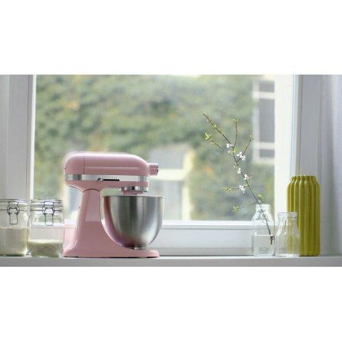 Artisan® Mini 3.5 Quart Tilt-Head Stand Mixer - Guava Glaze