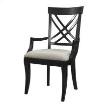 Modern Heritage X Back Arm Chair