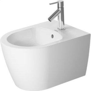 White Me By Starck Bidet Wall-mounted Compact Product Image