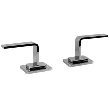 Immersion Lavatory Handle Set - Deck-Mounted