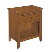Cherry Park Open Nightstand