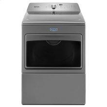 "Maytag® Large Capacity Gas Dryer with IntelliDry® Sensor "" 7.4 cu. ft. - Metallic Slate"