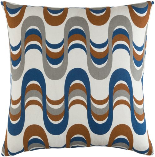 """Trudy TRUD-7143 18"""" x 18"""" Pillow Shell with Down Insert"""