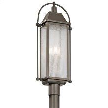 Harbor Row Collection Harbor Row 4 Light Outdoor Post Lantern in OZ