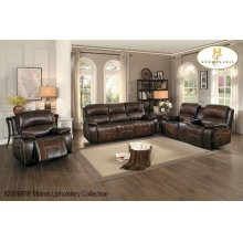 Motion Loveseat with Console