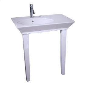 """Opulence Small Console - """"Hers"""" - White"""