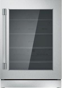 24 inch UNDER-COUNTER GLASS DOOR REFRIGERATION T24UR920RS