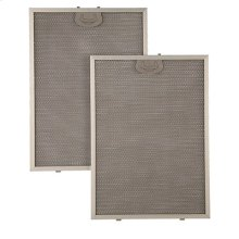"Aluminum Replacement Grease Filter with Antimicrobial Protection for 30"" QP1 Series"