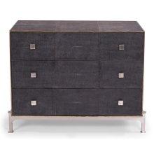 Grey Shagreen Dresser