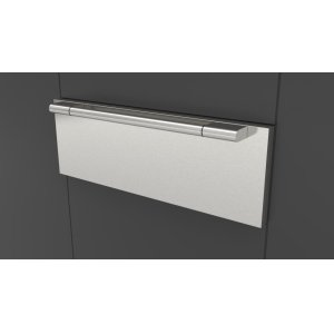 "Fulgor Milano30"" Pro Warming Drawer - stainless Steel"