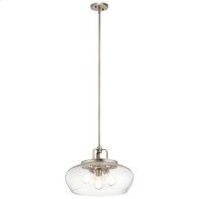 Davenport Collection Davenport 3 Light Pendant/Semi Flush AP