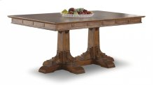 Sonora Rectangular Pedestal Dining Table