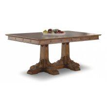 Sonora Rectangular Pedestal Dining Table