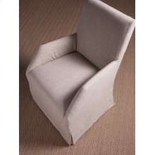 Fiona Arm Chair With Slipcover