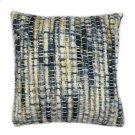 Sasha Feather Cushion Indigo 20x20 Product Image