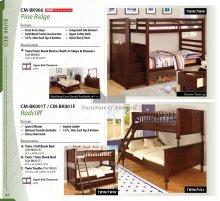 Pine Ridge Twin/Twin Bunk Bed
