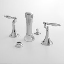 Bidet Set with Toronto Handle