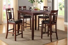 5-pcs Counter Height Set Product Image