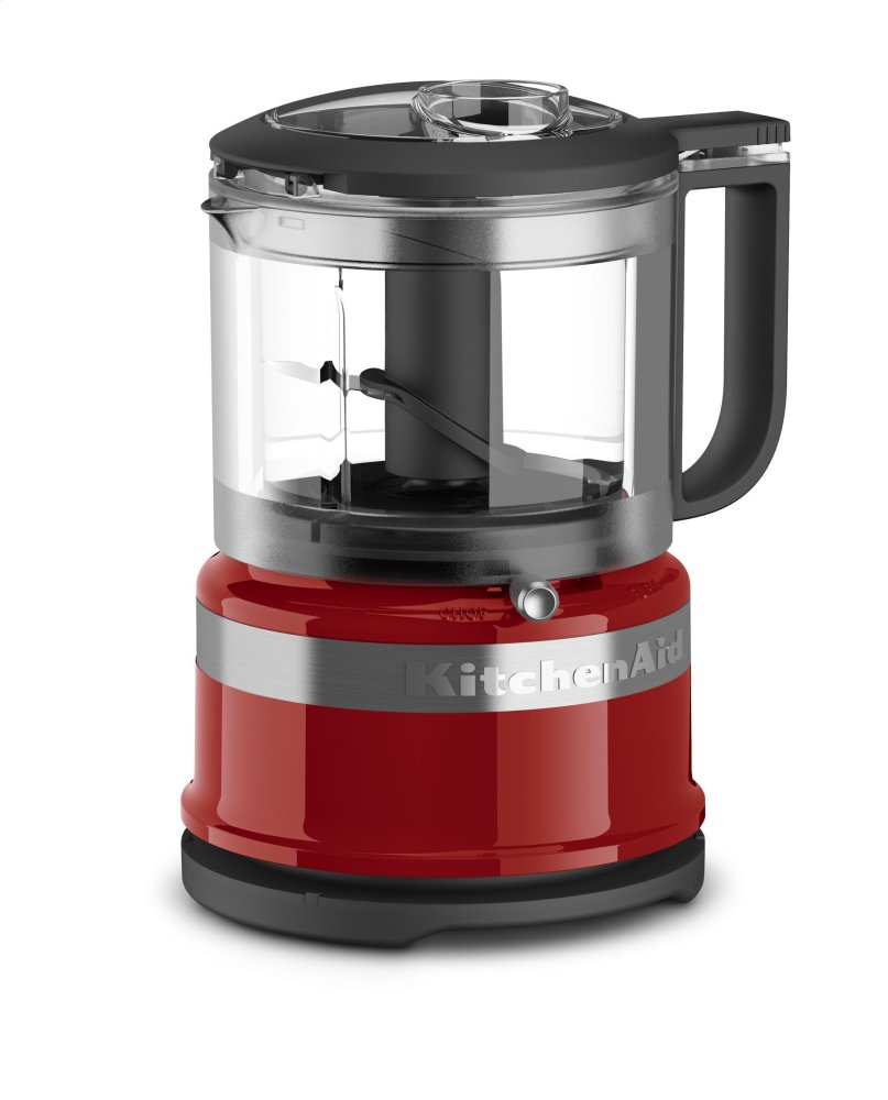 3.5 Cup Food Chopper - Empire Red  EMPIRE RED