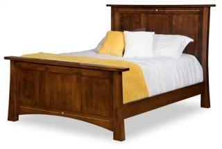 Castlebrook Panel Bed