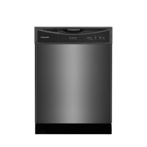 24'' Built-In Dishwasher - BLACK STAINLESS STEEL