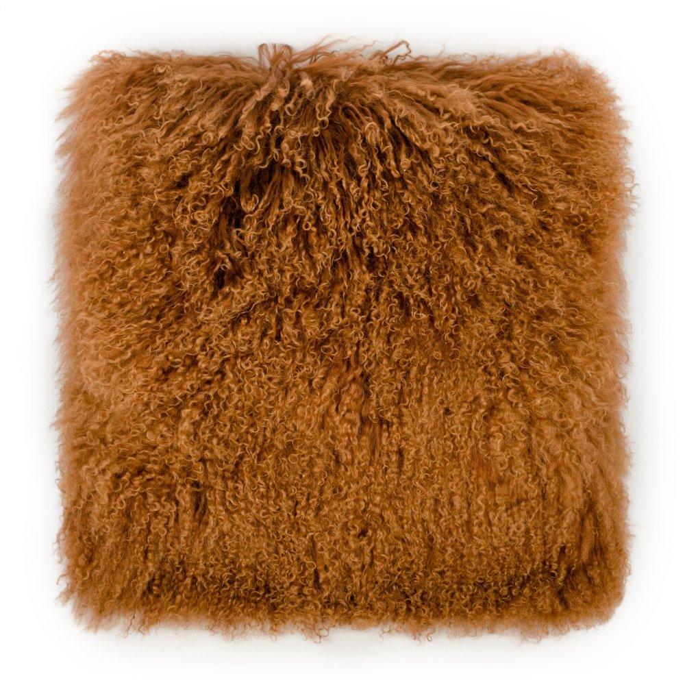 Tibetan Sheep Copper Large Pillow