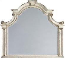 Sanctuary Shaped Mirror