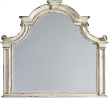 Sanctuary Shaped Mirror