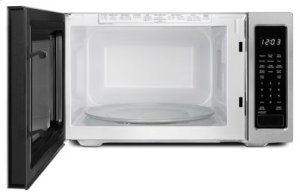 1200-Watt Countertop Microwave Oven - Black