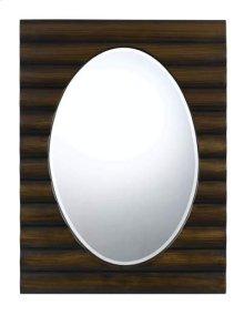 Cheyenne rectangular polyurethane beveled mirror