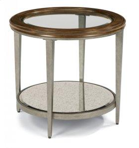 Patina Lamp Table
