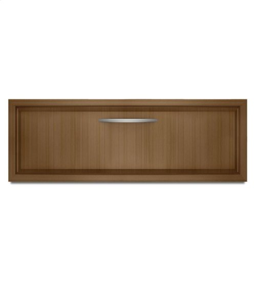 KitchenAid® 30'' Slow Cook Warming Drawer, Architect® Series II - Panel Ready