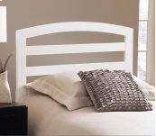 Sophia White Twin Headboard