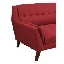 Emerald Home Binetti Sofa-red U3216-00-02