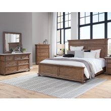 """Sheffield Marble Top Dresser Cognac 58""""x17.5""""x36"""""""