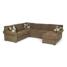 283 Sectional