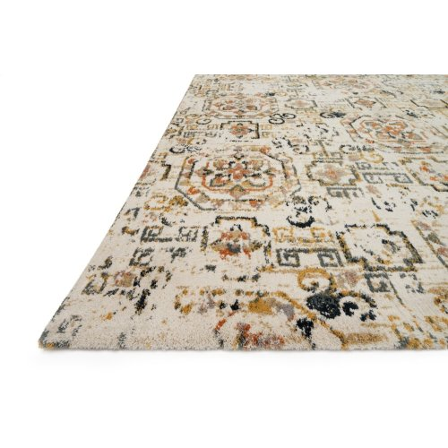 Ivory / Taupe Rug
