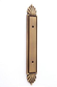 Fiore Backplate A1477-3 - Antique English Matte