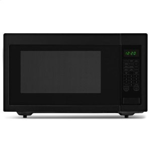 Amana(R) 2.2 Cu. Ft. Countertop Microwave with Add :30 Seconds Option - Black - BLACK