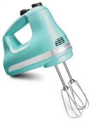 5-Speed Ultra Power Hand Mixer - Aqua Sky Product Image