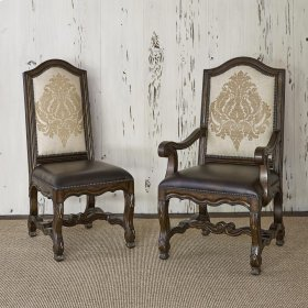 Avignon Arm Chair - Abramo Toast