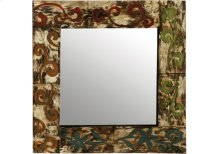 MH1059  Colorful Engravings Mirror