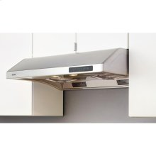 "36"" Hurricane Undercabinet Hood with 695 CFM Blower, 3 Speed Levels"
